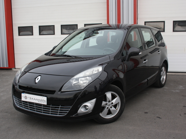 Renault GRAND SCENIC III  dCi 110 Dynamique 7 places