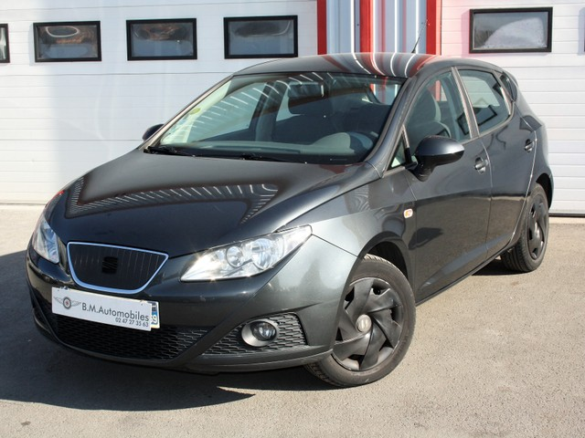 seat  ibiza 1.2 TDI 75 CR Style Ecomotive 89 CO2