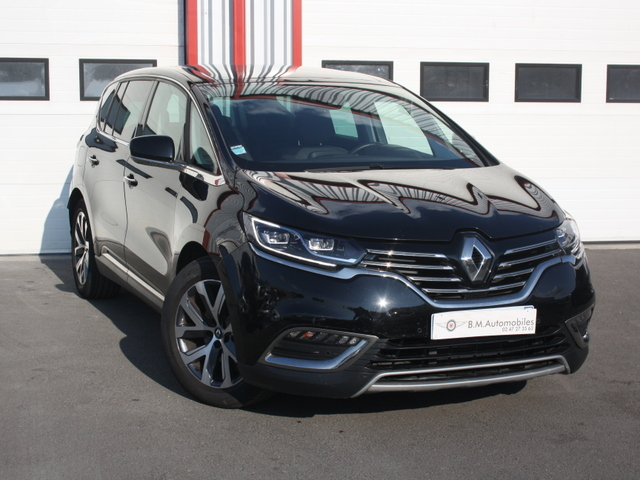 Renault Renault Espace V dCi 160 Intens EDC6 FULL OPTIONS