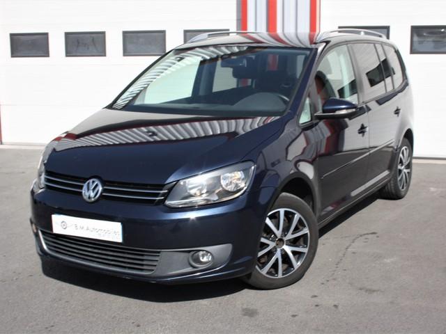 Volkswagen Volkswagen Touran 1.6 TDI 105 GPS Confortline