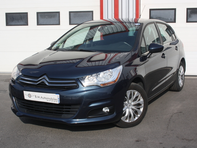 Citroën Citroën C4 II 1.6 HDi 90 FAP Business