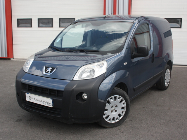 Peugeot Peugeot Bipper 117 L1 1.3 HDi 75 Pack CD Clim Plus