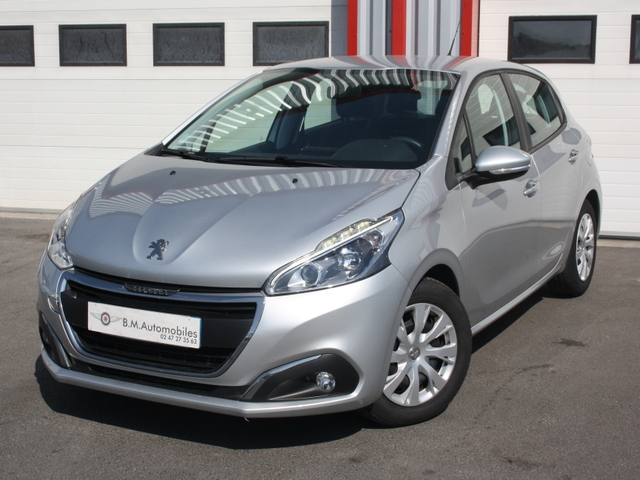 Peugeot Peugeot 208 1.6 BlueHDi 100ch Active Business 5p