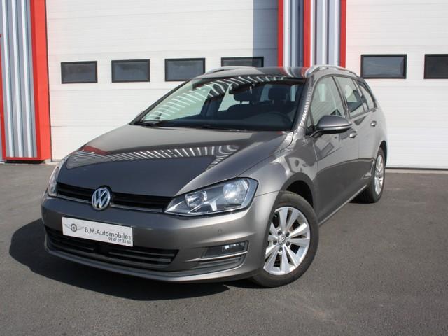 Volkswagen Volkswagen Golf VII 1.6 TDI 105 BlueMotion Confort