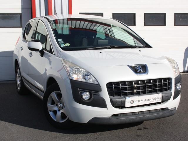 Peugeot Peugeot 3008  1.6 HDi115 FAP Business