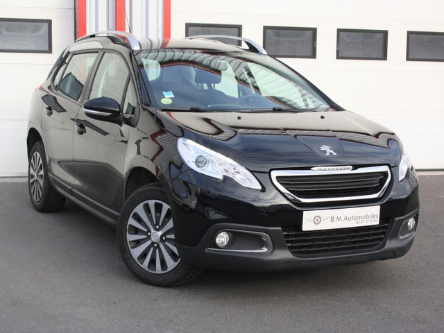 Peugeot Peugeot 2008 1.6 BlueHDi 100ch Active Business