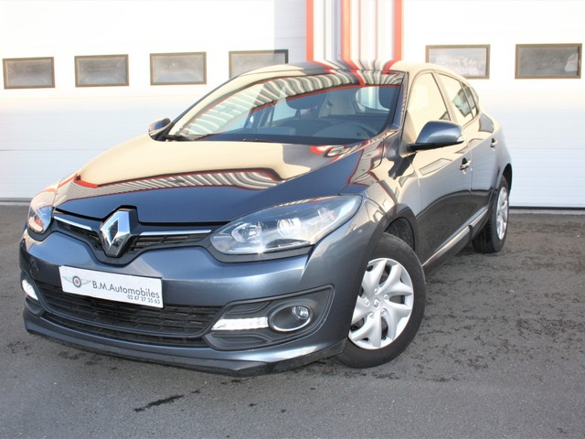 Renault Renault Megane III dCi 110 Business eco² 2015