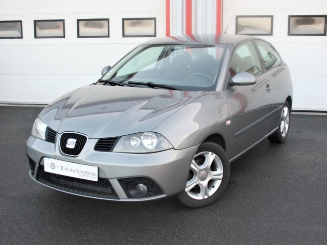 Seat Seat Ibiza III 1.4 16v 85ch Sport Edition 3p
