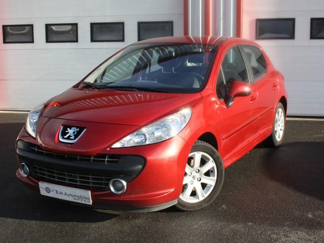 Peugeot Peugeot 207 1.6 VTI 16V 120CH PREMIUM PACK