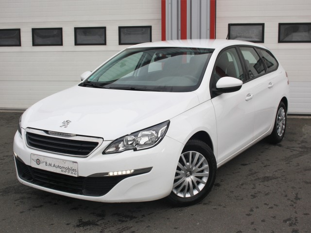 Peugeot Peugeot 308 II 1.6HDi 100ch Access Business S&S 5p