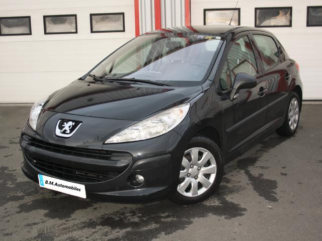 Peugeot Peugeot 207  1.4 16v Executive 5p