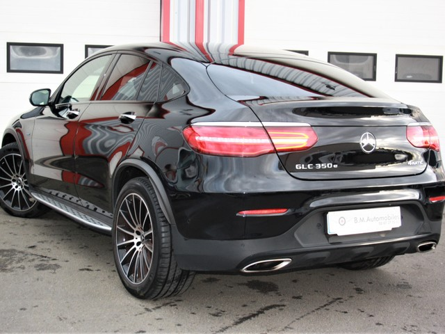Mercedes-Benz Mercedes-Benz Glc 350e 211+116c FASCINATION 4Matic