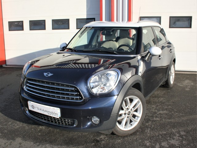 Mini Mini Mini Countryman PACK CHILI 2.0 L 112 Cv Bva