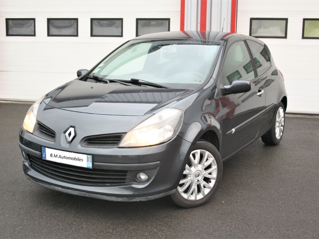 Renault Renault Clio III 1.4 16v Exception 3p