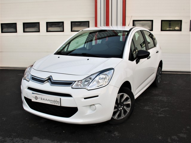 Citroën Citroën C3 II 1.0 PureTech Attraction