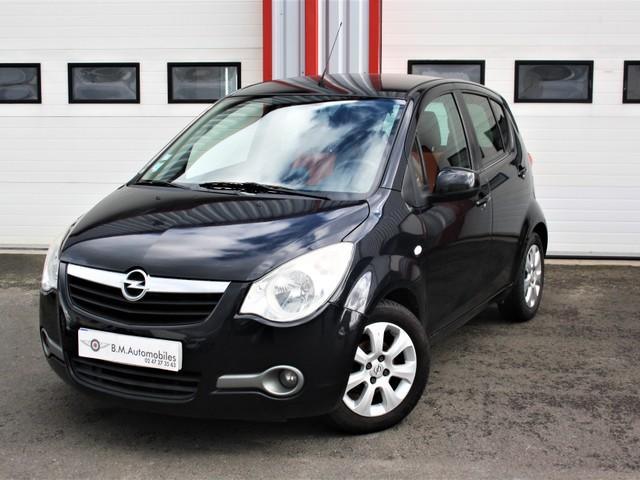 Opel Opel Agila II 1.2 86 Enjoy