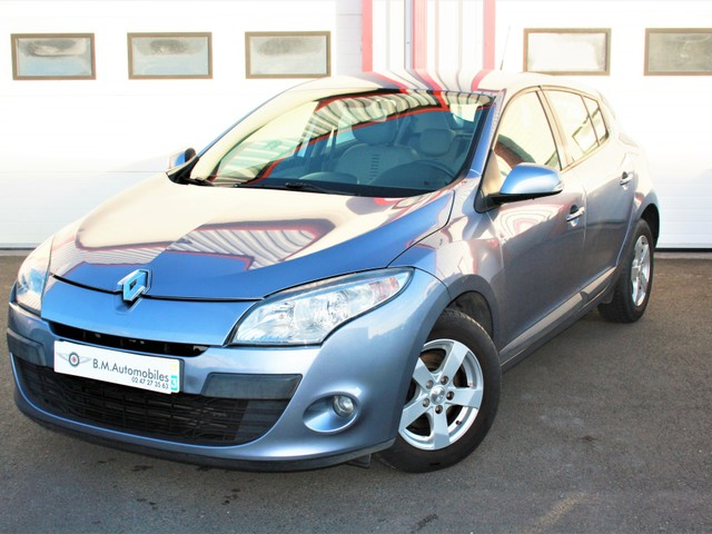 Renault Renault Megane III  1.5 dCi 105ch Expression eco²