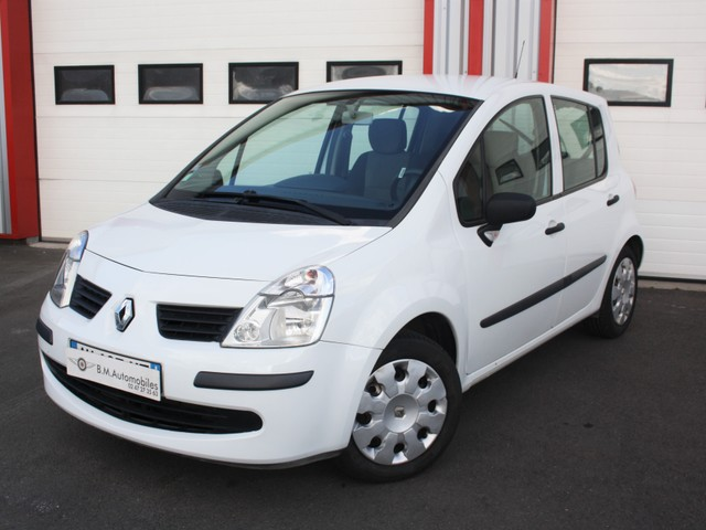 Renault Renault Modus I (J77) 1.5 dCi 70ch Expression